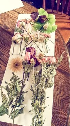 How to Press Flowers! It's easier than you think and you can create beautiful displays for your home. Dried And Pressed Flowers, Pressed Flower Art, Dried Flowers, Flower Cart, Flower Boxes, Flower Frame, Diy Wedding Bouquet, Diy Bouquet, Wedding Flowers