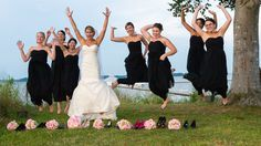 Such a fun idea to do with the girls! Photo by: G and R Photography