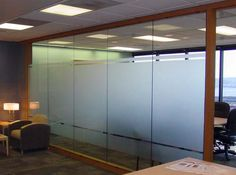 privacy glass film office - Google Search