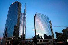 Qatar could acquire Milan's newly built Porta Nuova business district