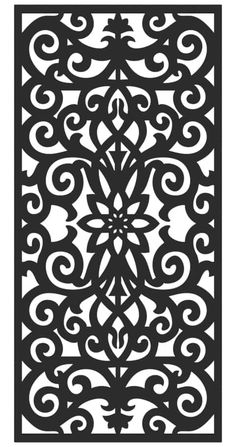 Add style and character to your garden with our timeless steel decorative fencing. This attractive Moroccan-inspired design will add interest to your garden scenery and look stunning interlaced with your favourite plants. A stylish alternative to traditional fencing, it will offer the privacy you need, without compromising the sunlight. Laser Cut Patterns, Stencil Patterns, Stencil Designs, Cnc Cutting Design, Laser Cutting, Wood Cutting, Metal Garden Screens, Jaali Design, Plasma Cutter Art