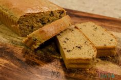 Peanut Butter and Chocolate Chip Protein Bread Recipe