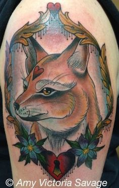 Done by Amy Victoria Savage