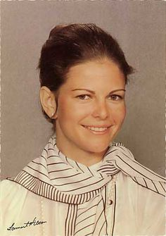 exch_swed (233).jpg - (320) Queen Silvia, engagement 1976