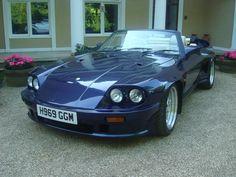 1990 Lister Jaguar XJ-S 7.0-Litre Le Mans Cabriolet