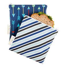 Arrows & Stripes Snack Bags