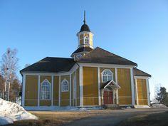 Himangan kirkko, Himanka, Suomi