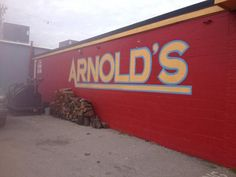Photo of Arnold\