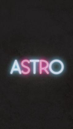 Astro Wallpaper, Neon Wallpaper, Iphone Wallpaper, Kpop Wallpapers, Kpop Backgrounds, Astro Kpop, Cha Eun Woo Astro, Sanha, Photos