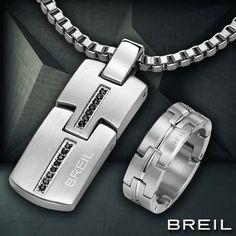Encolsure #Jewels - men's personal effects. #Breil