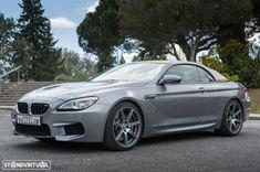 BMW M6 Cabrio preços usados