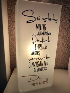 Lamp with saying girls birthday in Saxony-Anhalt - Magdeburg - . - Lamp with saying girls birthday in Saxony-Anhalt – Magdeburg – wrapping goodbye - Silhouette Cameo Freebies, Saxony Anhalt, Dental Humor, Girl Birthday, Quotes To Live By, Hand Lettering, About Me Blog, Told You So, Thoughts