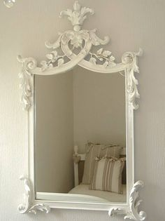 Things that make a home! mirror- mirror on the wall!!