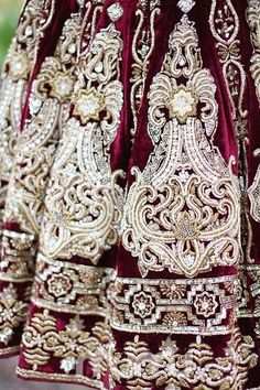 beautiful lehenga pattern