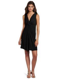 Wrapper Juniors Sleeveless V-Neck Dress $10.33