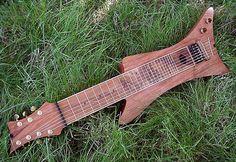 Lapdancer Lap Steel Guitar