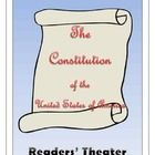 Students will have fun with this readers' theater while learning about the importance and history of the United States Constitution.  A set of three task cards and an internet research activity are included.  On sale at TpT.  Check it out!