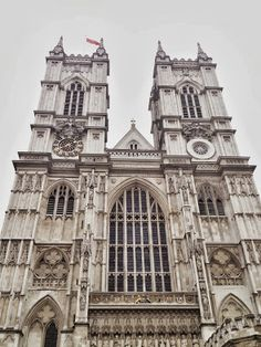 westminster abbey // london, england