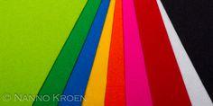 Heldere kleuren