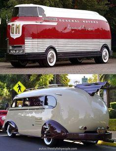 Jeffro The Homo: Photo Vintage Motorhome, Gmc Motorhome, Vintage Trailers, Vintage Trucks, Vintage Rv, Gmc Trucks, Cool Trucks, Cool Cars, Classic Trucks