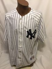 MLB New York Yankees Russell Athletic Jersey size XXL New NWT Baseball NYC