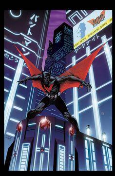 Batman Beyond by duanenicholsart on deviantART