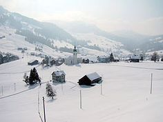Oberiberg, Switzerland