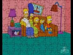 The Simpson Couch gags Vol.1