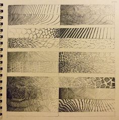dynamic sketching form and texture - Google Search