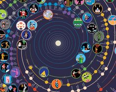 2 | Infographic: The Dizzying Galaxy Of NES Games | Co.Design | business + design