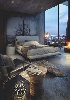 inspiring examples of minimal interior design 3 ultralinx luxury homes - Luxury Men Bedrooms