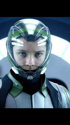 Ender Wiggin - 3rd child (very unusual); part dangerous but also part sympathetic (1/2 Peter, 1/2 Valentine)