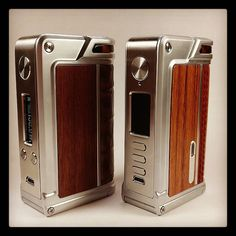 What! another paranormal you say how many do you need?  One on the left is the DNA166 version   #lost_vape