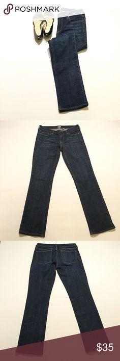 "J. Crew a Stretch Jeans J. Crew stretch. Size 28S. 98% cotton 2% spandex. Inseam approx 30.5"" J. Crew Jeans Straight Leg"