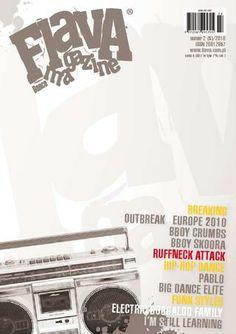 Flava Dance Magazine NO 5