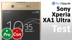 Sony Xperia XA1 Ultra | Test deutsch