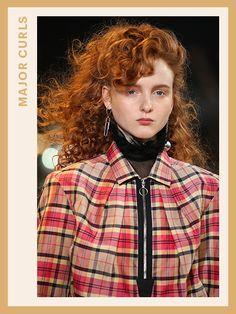 Fashion Week Hair - Isabel Marant | allure.com