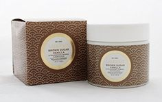 Lalicious Extraordinary Whipped Sugar Scrub, NEW PACKAGE - Brown Sugar Vanilla * You can get additional details at the image link.