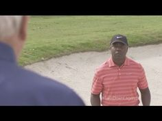 nice A Day At The Beach w/ Arnold Palmer and Marshall Faulk - Tiger Woods Golf 14