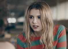 Cassie Ainsworth from Skins Cassie Skins, Francisco Lachowski, Cara Delevingne, Skins Generation 1, Pretty People, Beautiful People, Harry Styles, Skin Aesthetics, Hannah Murray