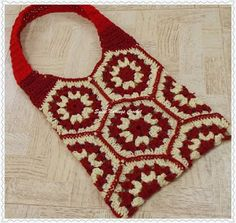 Sweet Nothings Crochet: HEXAGON BAG