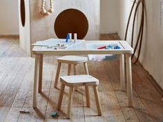 Ikea Flisat: A New Collection for Kids http://petitandsmall.com/ikea-new-collection-for-kids-flisat/