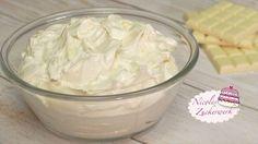 Schoko-Buttercreme mit weißer Schokolade