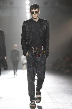 DRIES VAN NOTEN s/s 2014 RTW Menswear