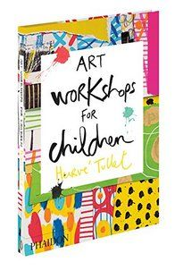 Great book about teaching art to Children by Herve Tullet