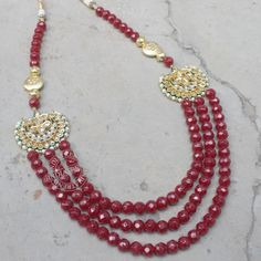 Tanirika Necklace by Indiatrend. Shop Now at WWW.INDIATRENDSHOP.COM