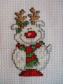 After being so organized with the mini madness month finishes during October, No. - After being so organized with the mini madness month finishes during October, November just seems t - Cross Stitch Christmas Cards, Xmas Cross Stitch, Cross Stitch Cards, Simple Cross Stitch, Cross Stitch Baby, Cross Stitching, Cross Stitch Embroidery, Hand Embroidery, Cross Stitch Designs