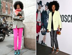 THE FASHION PACK: JULIA SARR-JAMOIS - My Daily Style