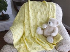 Ravelry: Project Gallery for Sam's Blanket pattern by Stephanie Pearl-McPhee