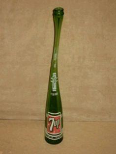 Strech neck carnival pop bottles!